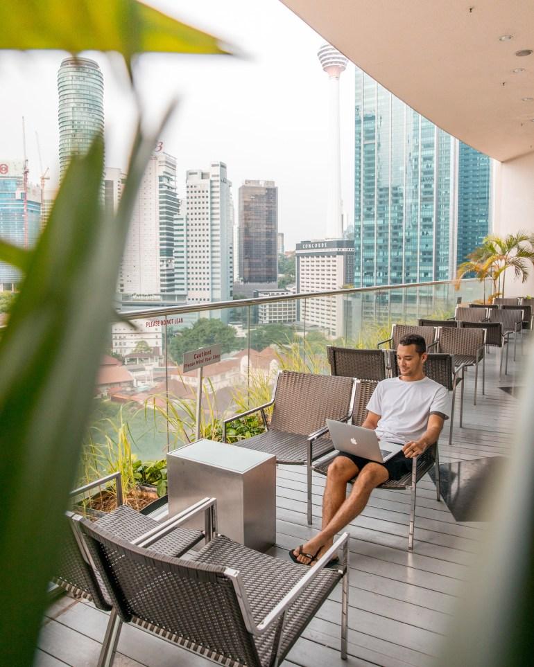 Hotel Maya in Kuala Lumpur, Malaysia - Malaysia Travel, Malaysia Travel Tips, Kuala Lumpur Travel, Kuala Lumpur Travel Tips, KL Malaysia, Petronas Twin Towers, Where to stay in Kuala Lumpur | Wanderlustyle.com