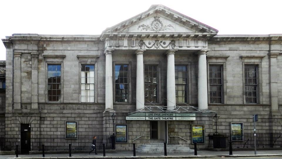 edificio Teatro Gate Theatre Dublin Republica de Irlanda 01