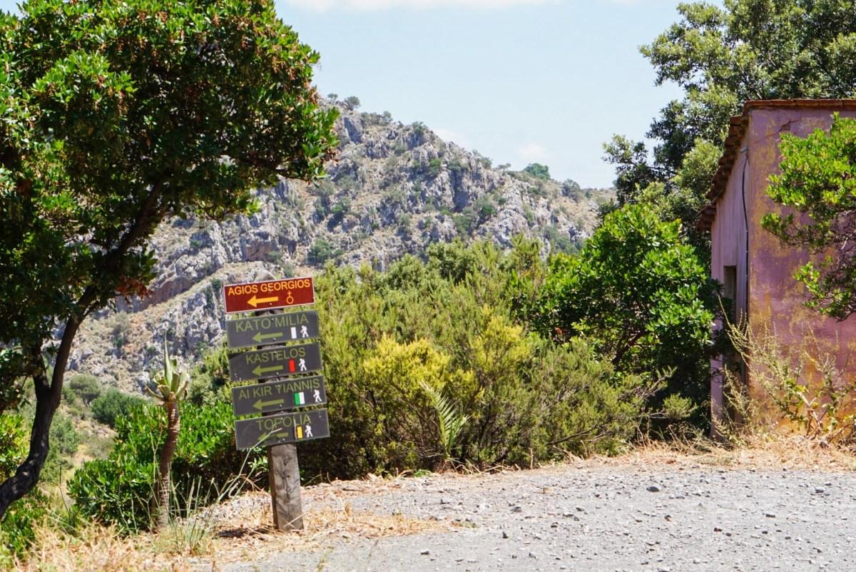 Milia Mountain Retreat