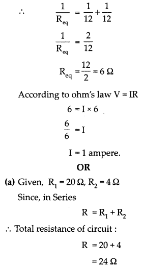 CBSE Previous Year Question Papers Class 10 Science 2019 Delhi Set I Q20.3