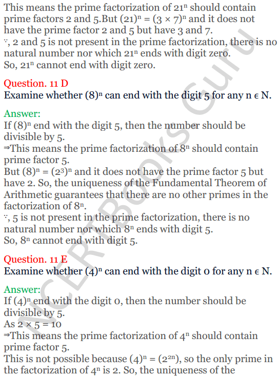 KC Sinha Maths Solutions Class 10 Chapter 1 Real Numbers Ex 1.2 - 30