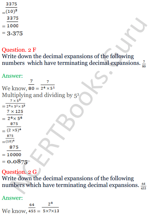 KC Sinha Maths Solutions Class 10 Chapter 1 Real Numbers Ex 1.4 - 13