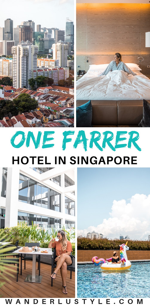 One Farrer Hotel Singapore - Hotel in Singapore, Singapore Travel, Singapore Travel Tips, Singapore Hotels, Best Hotels in Singapore, Luxury Hotel Singapore | Wanderlustyle.com
