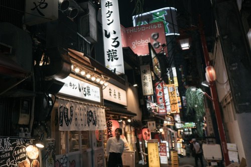 Omoide Yokocho (思い出横丁)