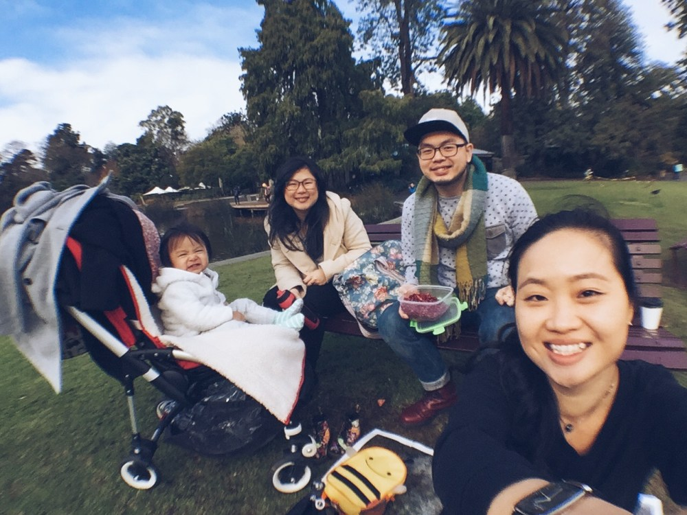 1 July 2016: Royal Botanic Gardens | Melbourne, Australia