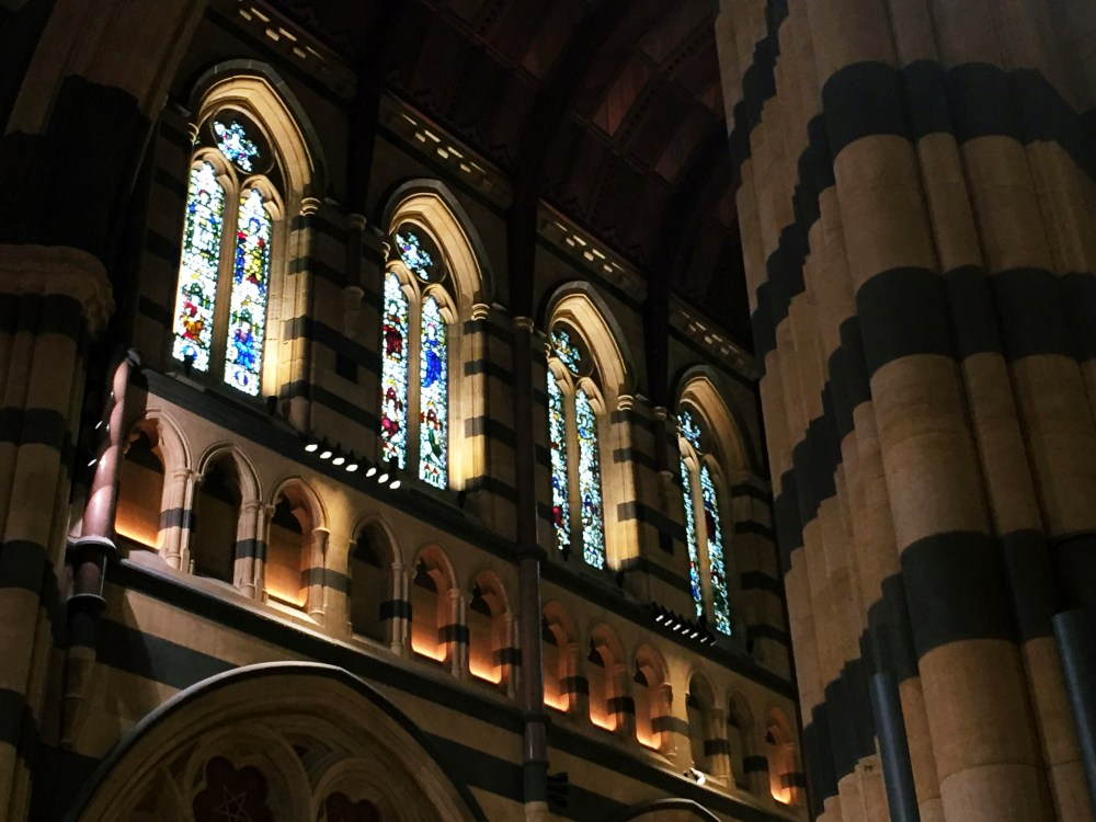 1 July 2016: St. Paul's Cathedral | Melbourne, Australia