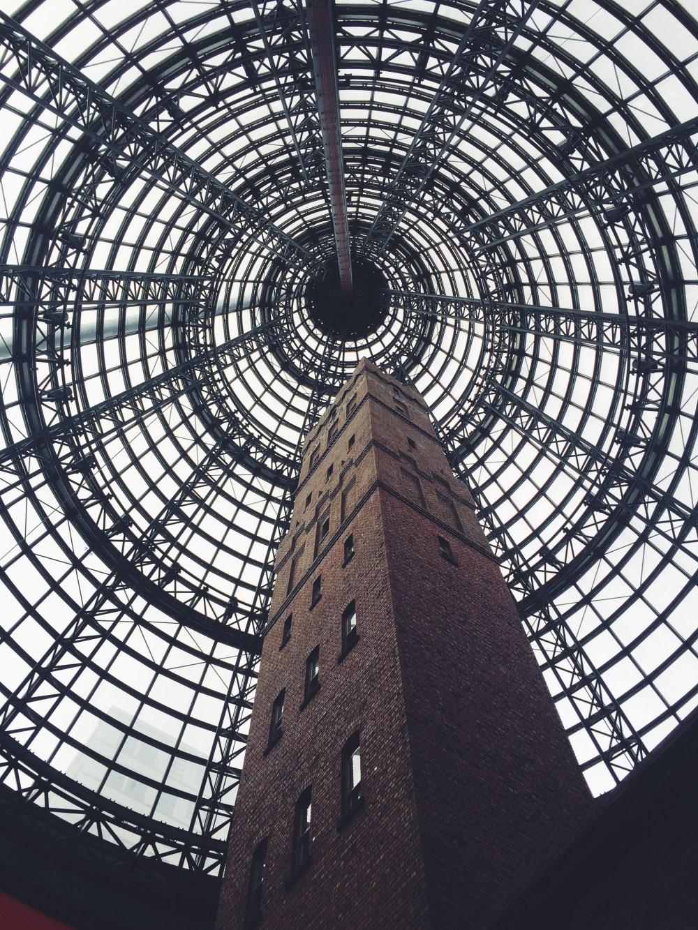 1 July 2016: Coop's Shot Tower | Melbourne CBD, Victoria