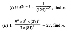 ICSE Mathematics Class 8 Solutions Chapter 2 Exponents and Powers Ex 2.1 Q14