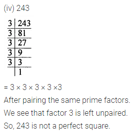 APC Maths Class 8 Solutions Chapter 3 Squares and Square Roots Ex 3.1 Q1.3