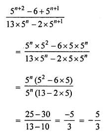 ML Aggarwal Class 8 Solutions Chapter 2 Exponents and Powers Check Your Progress Q5
