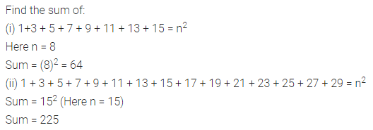 ML Aggarwal Class 8 Solutions Chapter 3 Squares and Square Roots Ex 3.2 Q6