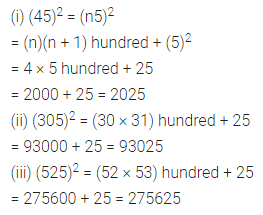 ICSE Understanding Mathematics Class 8 Solutions Chapter 3 Squares and Square Roots Ex 3.2 Q10