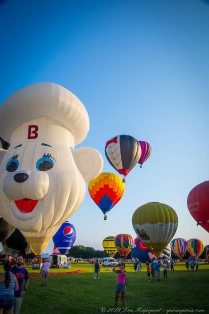 QuickChek Festival of Ballooning 2019