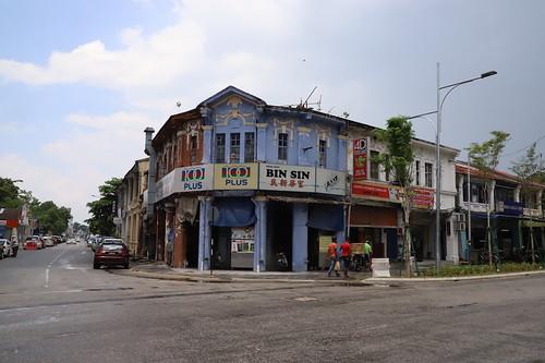 【2019再訪馬來西亞雙溪大年、檳城】正在喬治市⋯⋯