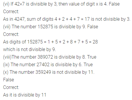 APC Maths Class 8 Solutions Chapter 5 Playing with Numbers Objective Type Questions Q2.1