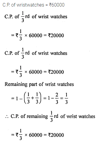ML Aggarwal Class 8 Solutions for ICSE Maths Chapter 7 Percentage Ex 7.2 Q13