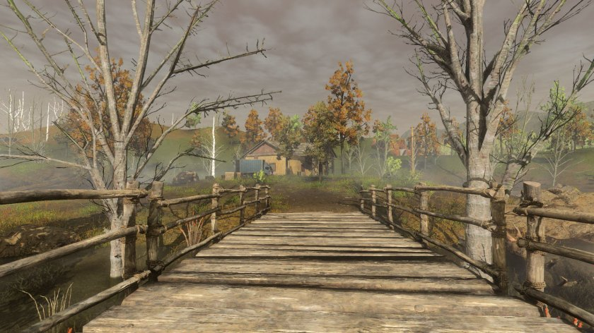 H1Z1 Outland Expansion