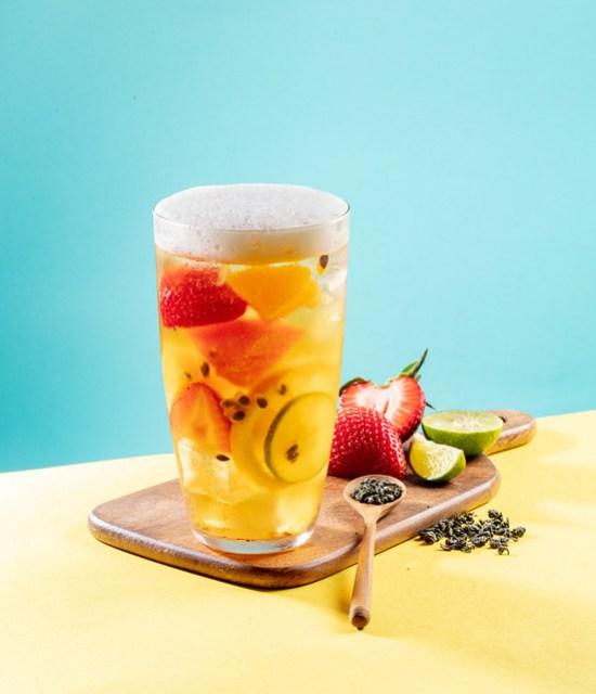 Teavana Fruit Tea
