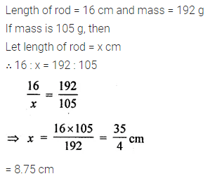 ICSE Mathematics Class 8 Solutions Chapter 9 Direct and Inverse Variation Ex 9.1 Q9