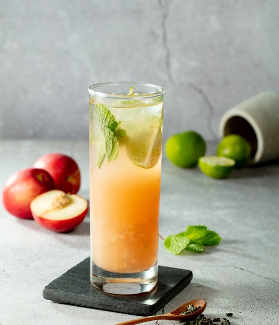 Teavana - Peach Virgin Mojito