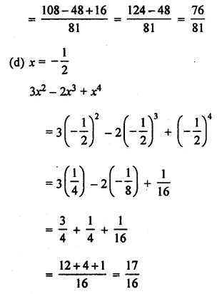 APC Maths Class 8 Solutions Chapter 10 Algebraic Expressions and Identities Ex 10.2 Q5.1
