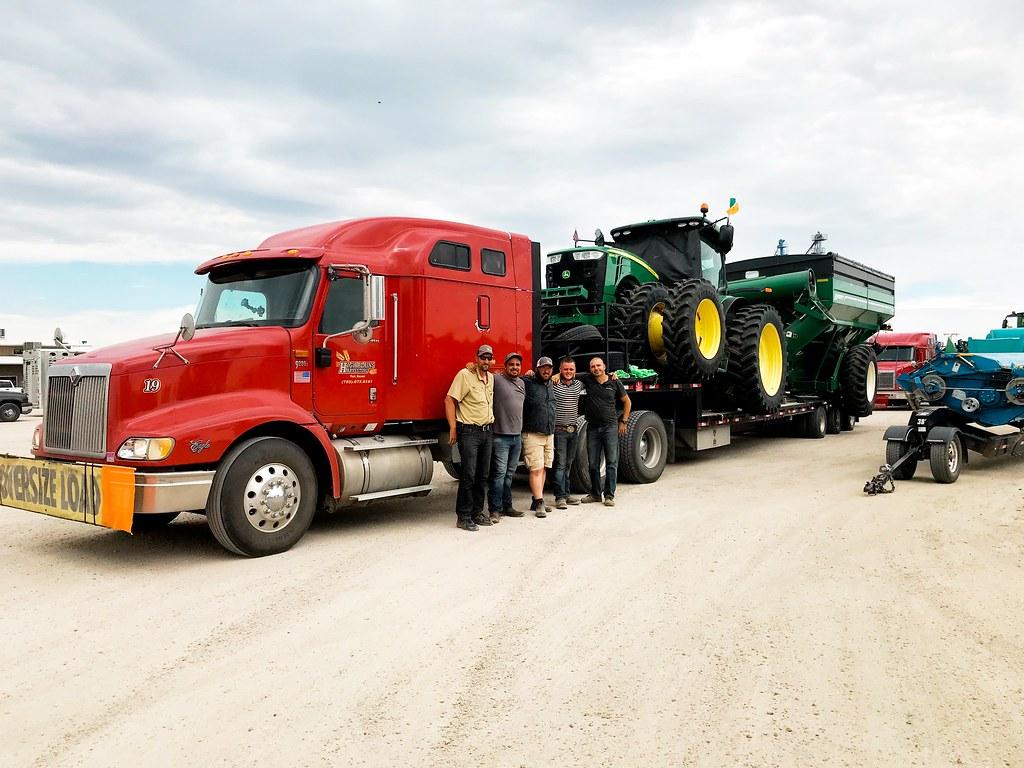 High Plains Harvesting