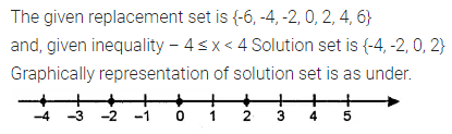 ML Aggarwal Class 8 Solutions for ICSE Maths Chapter 12 Linear Equations and Inequalities in one Variable Ex 12.3 Q3