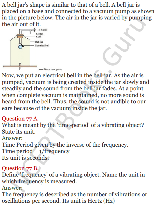 Lakhmir Singh Science Class 8 Solutions Chapter 13 Sound - 26