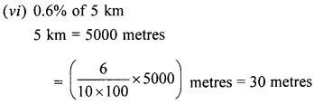 ML Aggarwal Solutions Class 6 Chapter 8 Ratio and Proportion Ex 8.4