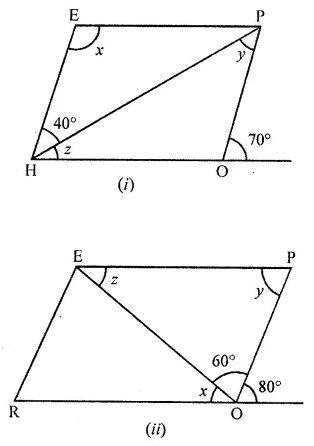 ML Aggarwal Class 8 Solutions for ICSE Maths Chapter 13 Understanding Quadrilaterals Ex 13.2 Q6