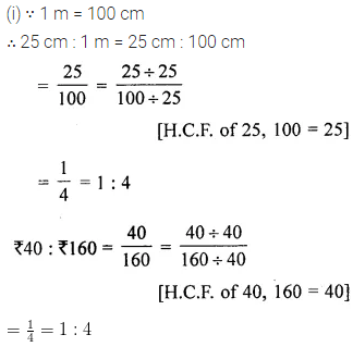 Aplustopper Class 6 Maths Chapter 6 Chapter 8 Ratio and Proportion Ex 8.2