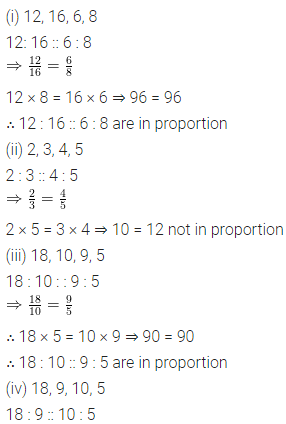 apc Maths Class 6 Solutions PDF Chapter 8 Ratio and Proportion Ex 8.2