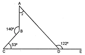 ML Aggarwal Class 8 Solutions for ICSE Maths Chapter 13 Understanding Quadrilaterals Check Your Progress Q1