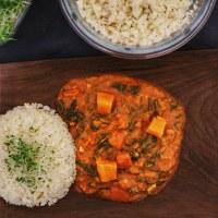 Berbere Dovi (Pan-African Spicy Vegetable Peanut Stew)
