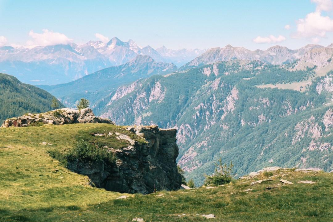 Escursione in Valtournenche