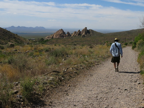 Hike in Las Cruces