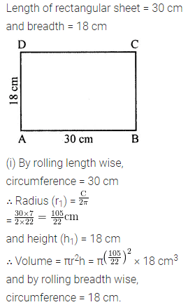 ML Aggarwal Class 8 Solutions Model Question Paper 6 Q22