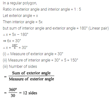 ML Aggarwal Class 8 Solutions for ICSE Maths Model Question Paper 4 Q7