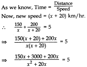 Important Questions for Class 10 Maths Chapter 4 Quadratic Equations 48