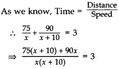 Important Questions for Class 10 Maths Chapter 4 Quadratic Equations 46