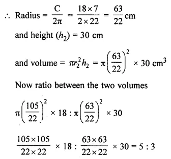 ML Aggarwal Class 8 Solutions for ICSE Maths Model Question Paper 6 Q22.1