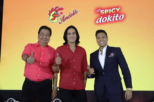 Andok's Spicy Dokito Launch