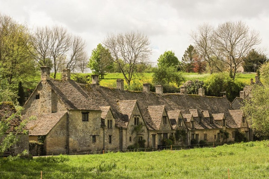 Bibury by Travelers Universe