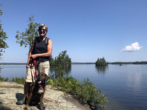 Aaron - Linda and Hector at Thunder Lake