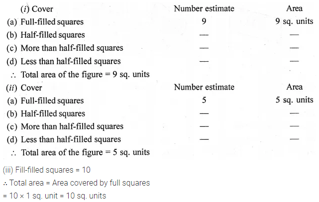 Class 6 ML Aggarwal Solutions Chapter 14 Mensuration Ex 14.2