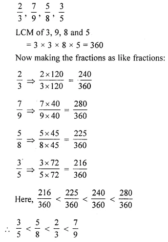 ML Aggarwal Class 6th ICSE Maths Model Question Paper 2