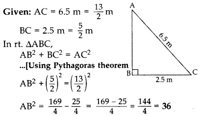 Important Questions for Class 10 Maths Chapter 6 Triangles 21