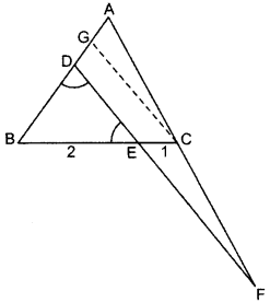Important Questions for Class 10 Maths Chapter 6 Triangles 63