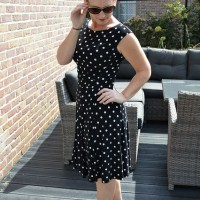 Outfit of the week: Polkadots