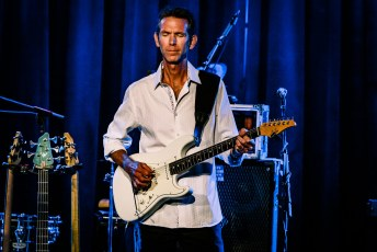 Eric Scott at The Birchmere in Alexandria, VA on August 5th, 2019